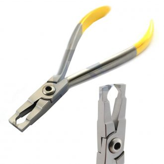 Dental STRAIGHT Bracket Remover Plier Tungsten Carbide Tip